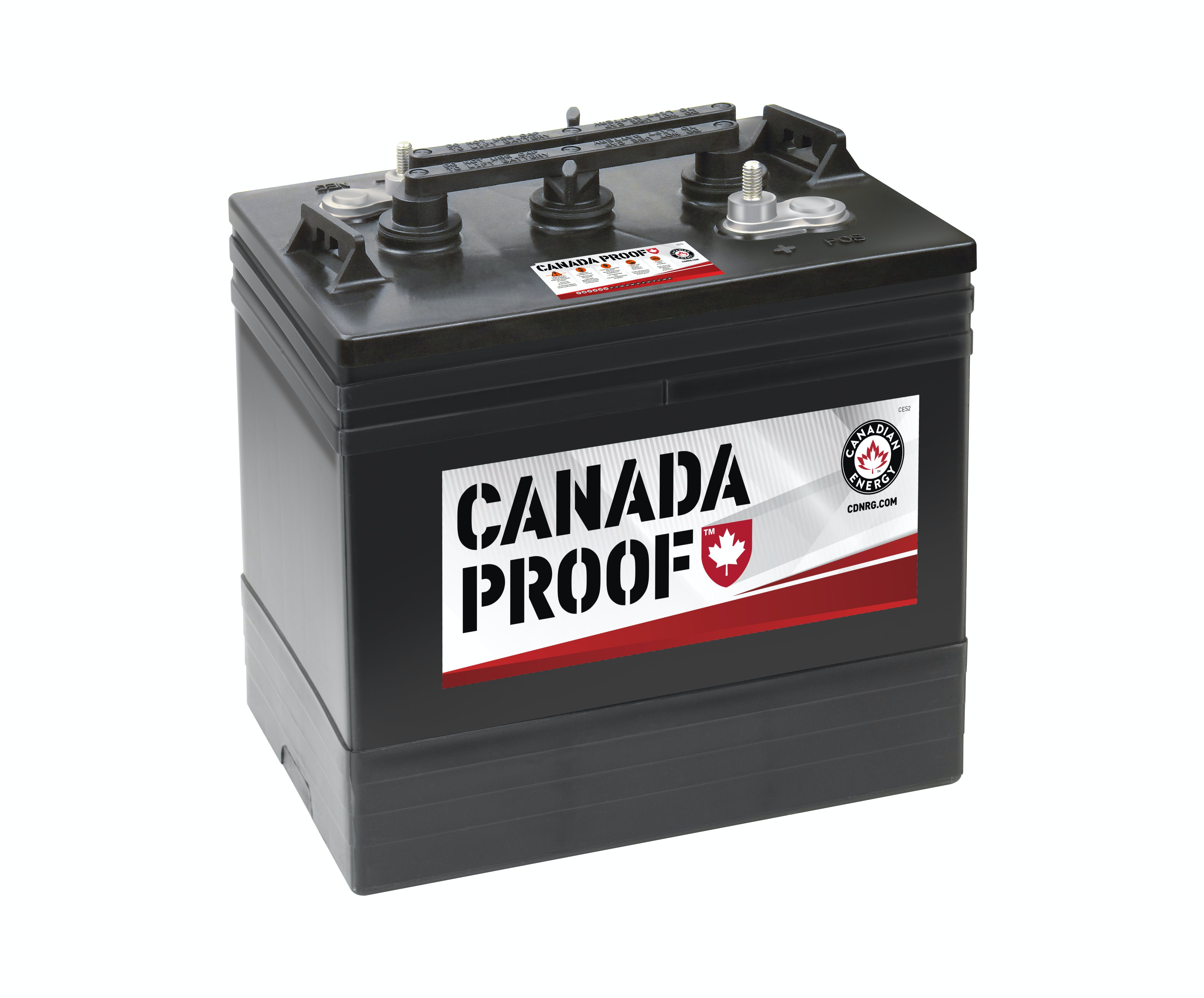 Flooded Lead Acid Deep Cycle/Traction - G2300 - Starting, Lighting & Ignition Batteries