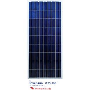 Solar Panels - I125P - Renewable Power Products